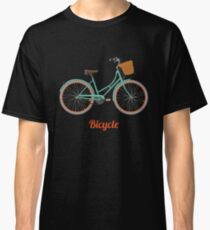 Bicycle Oldschool Classic T-Shirt