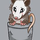 Pocket Cute Opossum by TechraNova