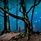 wicked forest by gregvanderLeun