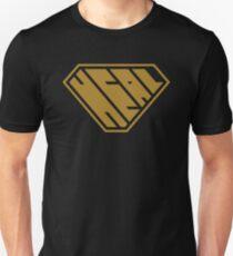 Heal SuperEmpowered (Gold) Unisex T-Shirt