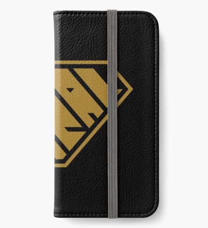 Heal SuperEmpowered (Gold) iPhone Wallet