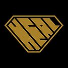Heal SuperEmpowered (Gold) by Carbon-Fibre Media