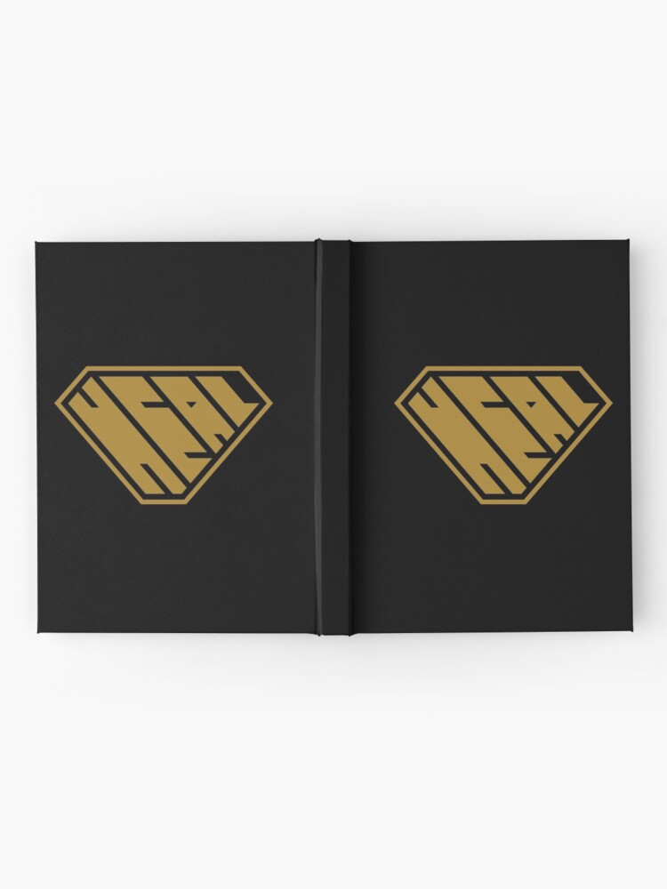 Alternate view of Heal SuperEmpowered (Gold) Hardcover Journal