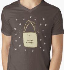Totes Adorbs! Mens V-Neck T-Shirt