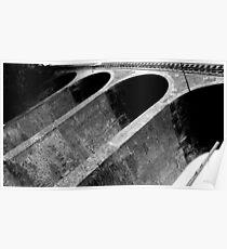 eynsford viaduct Poster