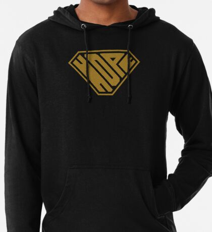 Hope SuperEmpowered (Gold) Lightweight Hoodie