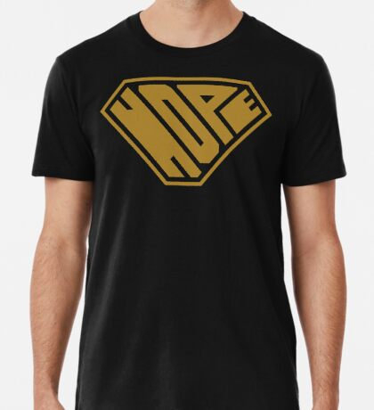 Hope SuperEmpowered (Gold) Premium T-Shirt