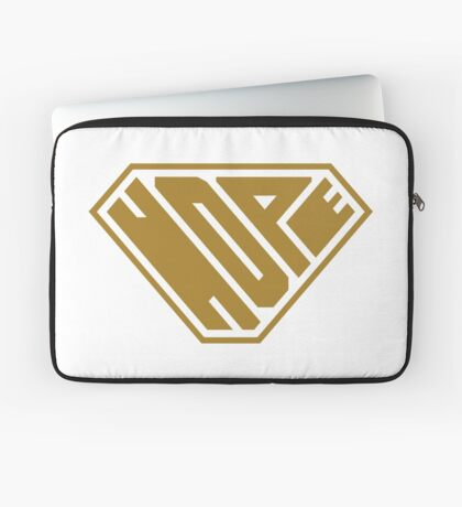 Hope SuperEmpowered (Gold) Laptop Sleeve