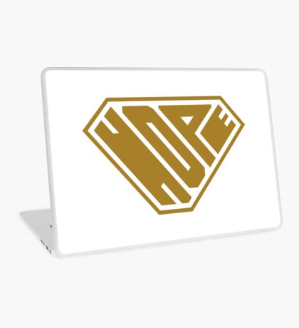 Hope SuperEmpowered (Gold) Laptop Skin