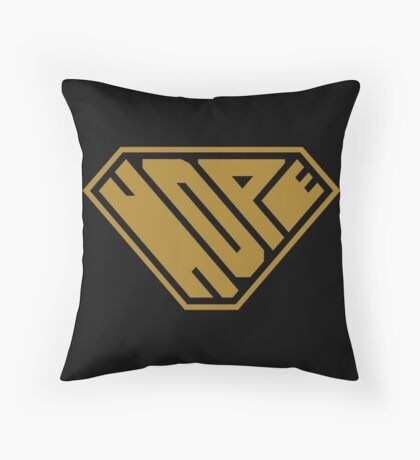 Hope SuperEmpowered (Gold) Floor Pillow