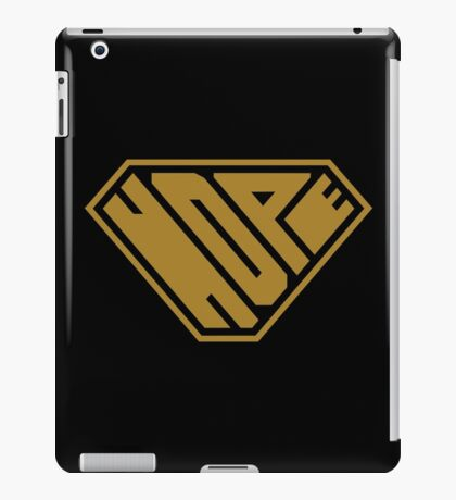 Hope SuperEmpowered (Gold) iPad Case/Skin