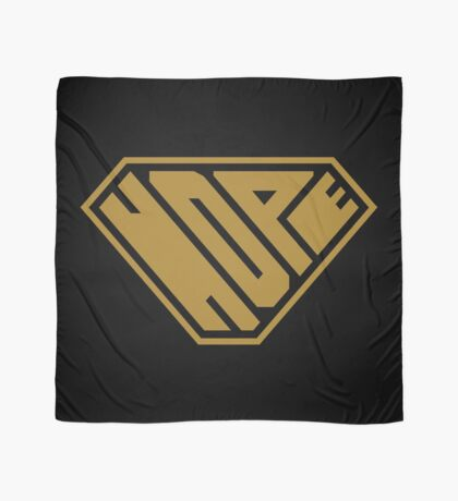 Hope SuperEmpowered (Gold) Scarf