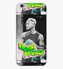The Fresh Prince of Bel-Air Uncolor iPhone Case