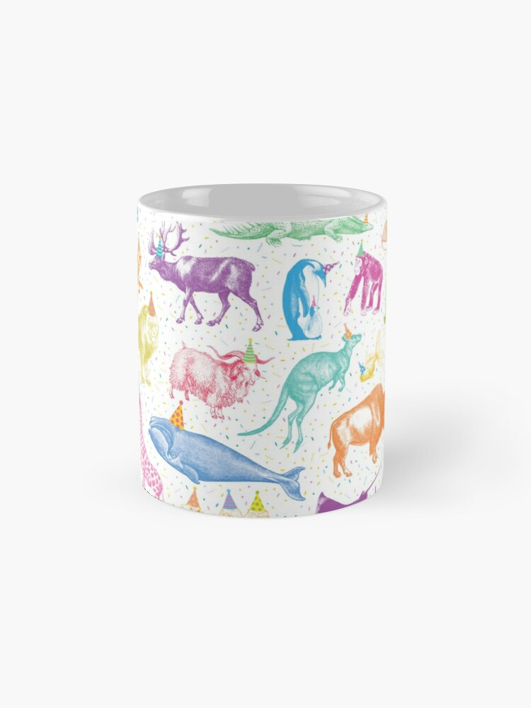 Alternate view of Party Animals Mug