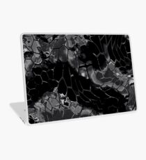 Animal print design - black dragon Laptop Skin