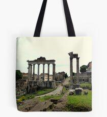 Tempel of Saturn Tote Bag
