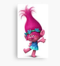 Poppy - Trolls Canvas Print