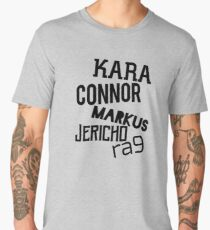 Detroit: Become Human Men's Premium T-Shirt