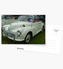 Morris Minor Postcards
