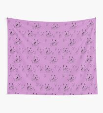 Lavender botanical Wall Tapestry