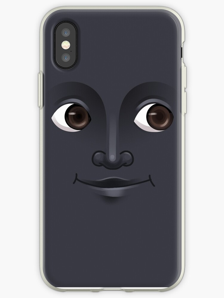 the latest fce91 c1983 'Black Moon EMOJI' iPhone Case by Ckibeofficial