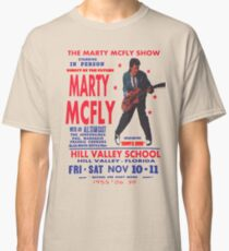 THE MARTY MCFLY SHOW - POST Classic T-Shirt