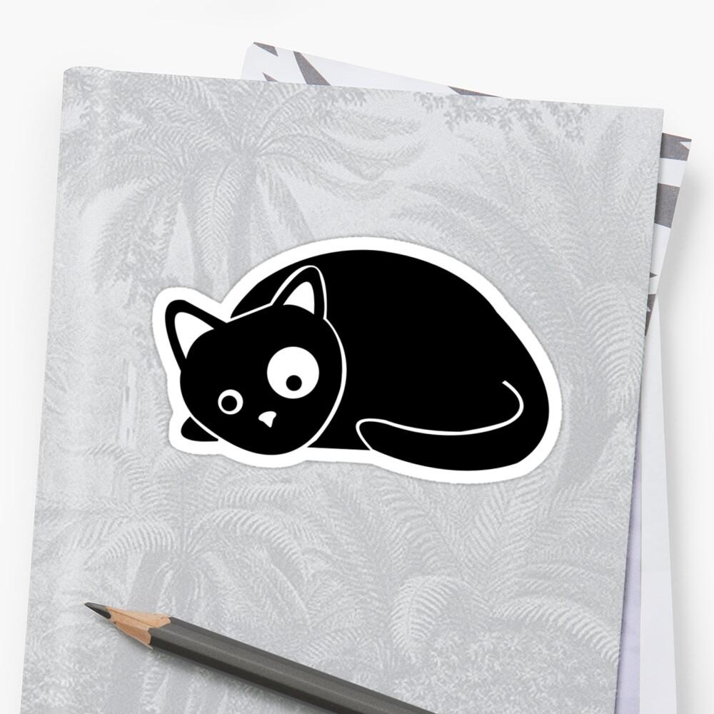 Black Cat by Sanne Thijs