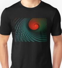 Riding the Fractal Wave T-Shirt