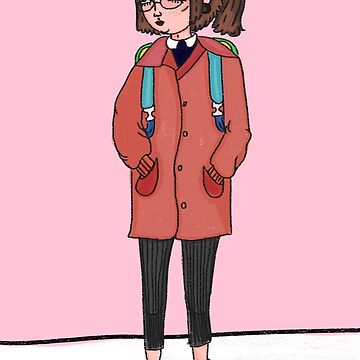 backpack gal by maitildefw