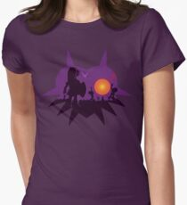 Dawn of the Final Day (Majoras Mask) Women's Fitted T-Shirt