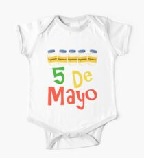 5 de Mayo funny women Shirt Tank Graphic T-shirt Phone Case Laptop Decal Mug Tablet Case and Bag One Piece - Short Sleeve