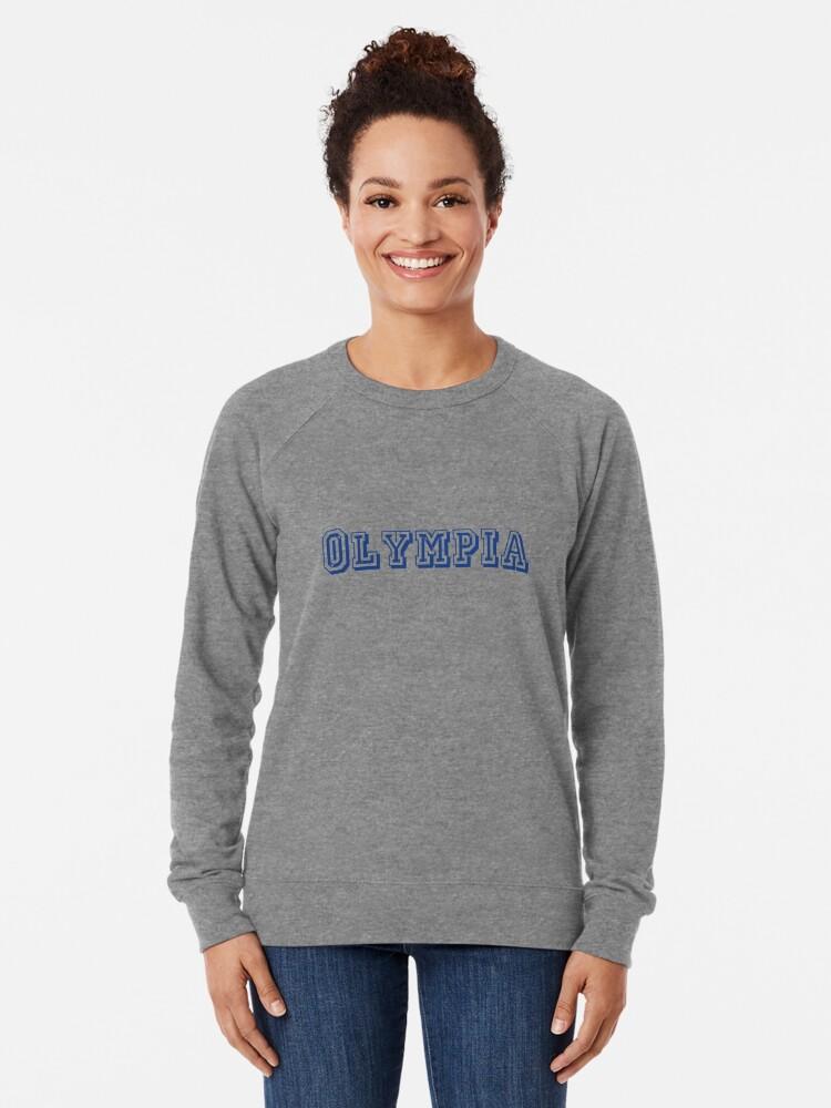 Alternative Ansicht von Olympia Leichter Pullover