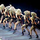 Six Blondes (Crusty Demon Girls) by Bill Fonseca