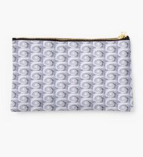 Swirling Snowstorm Studio Pouch