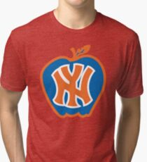 New York Knicks Tri-blend T-Shirt