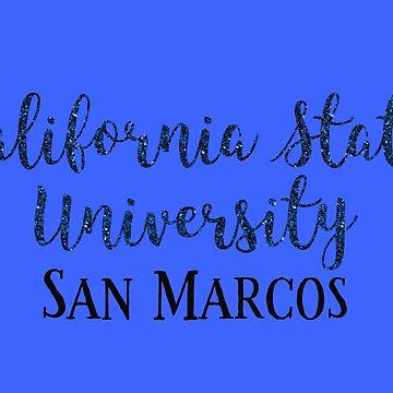California State University San Marcos by baileyvannatta