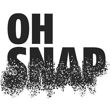 Avengers Oh Snap!  by jabberdashery
