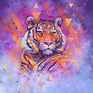 Tiger by Julie Dillon
