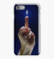 Gas Blackmail iPhone Case/Skin