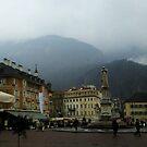 Bolzano Square, Italy. by clarebearhh