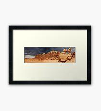 Goblin Valley State Park, Utah Framed Print