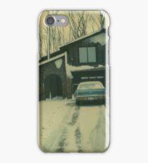 Winter Abode iPhone Case/Skin