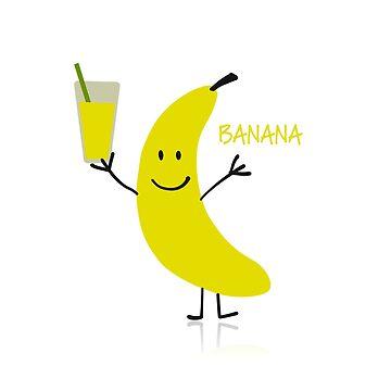 Banan by Kudryashka