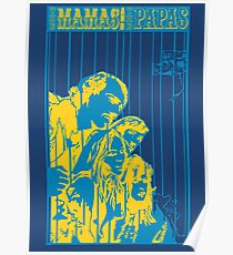 The Mamas And Papas Shirt Poster