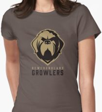 Newfoundland Growlers Women's Fitted T-Shirt