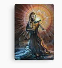 Temperance Canvas Print