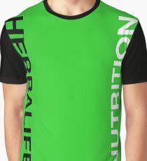 Herbalife Green Graphic T-Shirt