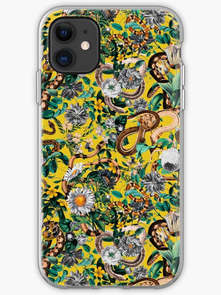 Dangers in the Forest II iphone 11 case