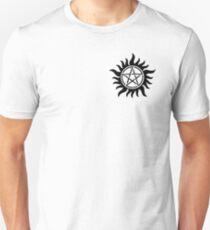 Supernatural anti-possession symbol T-Shirt