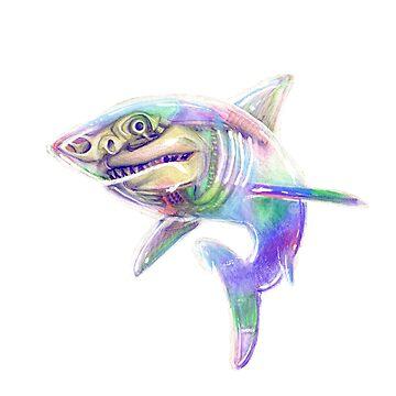 Bubble Shark by Kitzeles
